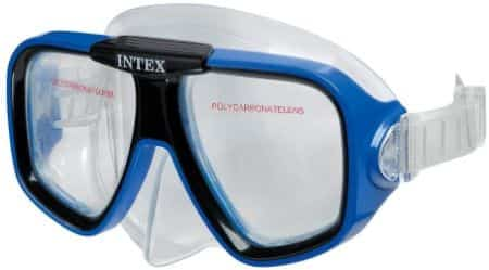 Intex Reef Ryder Swim Goggles with Nose Cover