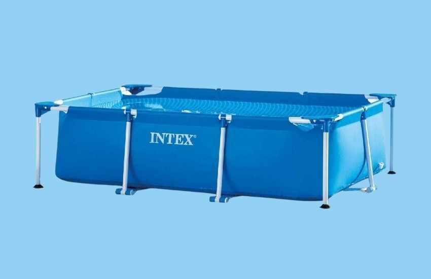 Intex Small Family Above Ground Swim Pool