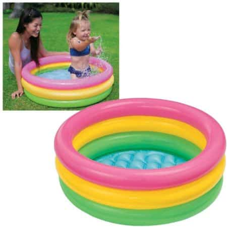 Intex Sunset Baby Inflatable Pool