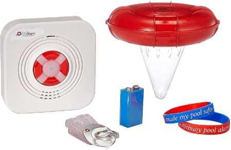Lifebuoy Floating Pool Alarm System
