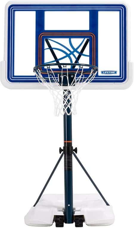 Lifetime Poolside Basketball System