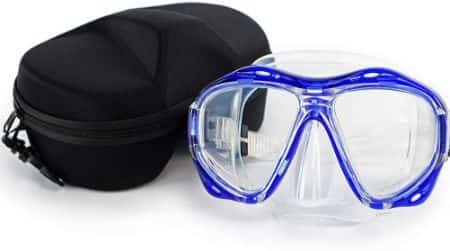 Morgiana Swimming Goggle with Nose Piece