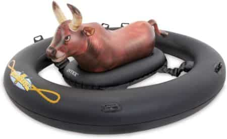 Pool Floats for Adults - Inflat-a-Bull