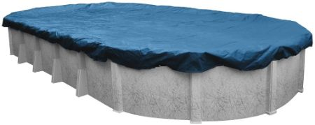 Pool Mate Heavy Duty Above-Ground Pool Winter Cover