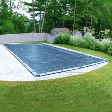 Pool Mate Heavy Duty In-Ground Pool Winter Cover