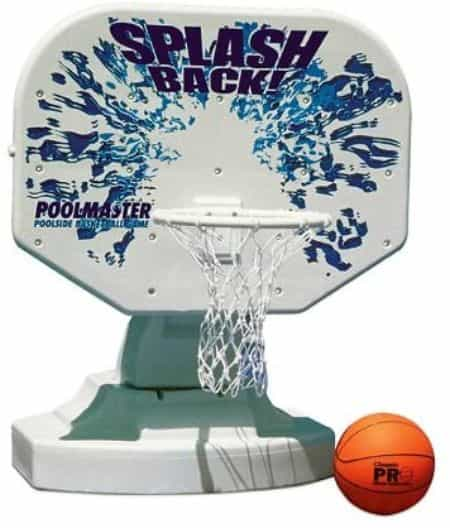 Poolmaster Splashback Poolside Basketball Net