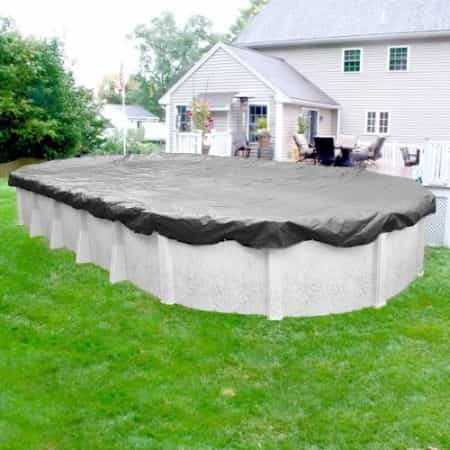 Robelle Dura-Guard Above Ground Winter Pool Cover