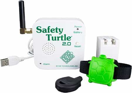 Safety Turtle Wearable Pool Alarm for Kids