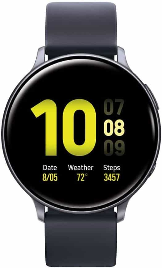 Samsung Galaxy Active2 Watch for Swimmers