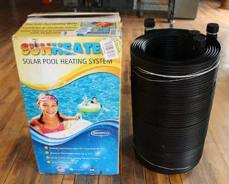 Smartpool Solar Pool Heater for Above Ground Pools