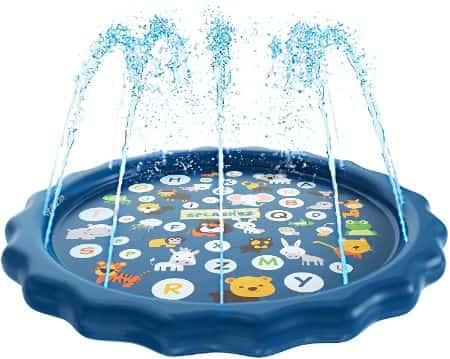 SpashEZ Splash Pad and Wading Pool for Babies