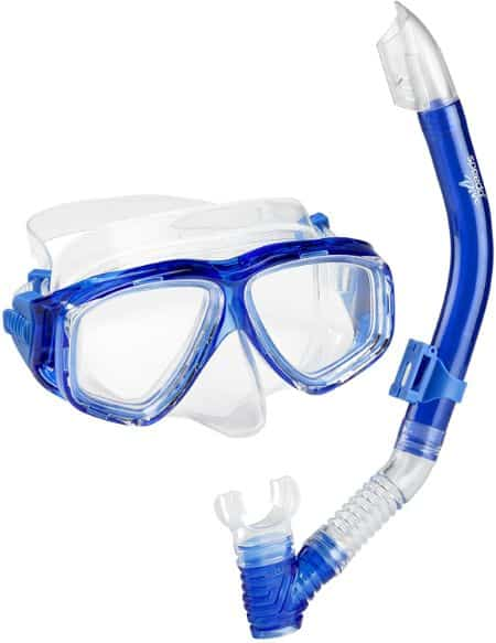 Speedo Scuba Mask and Snorkel Set