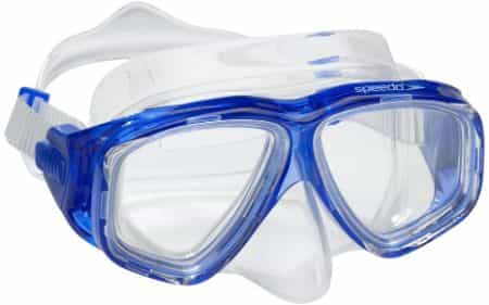 Speedo Swimming Goggles with Nose Piece