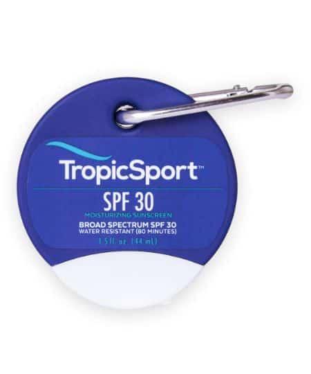 TropicSport SPF 30 Waterproof Sunscreen