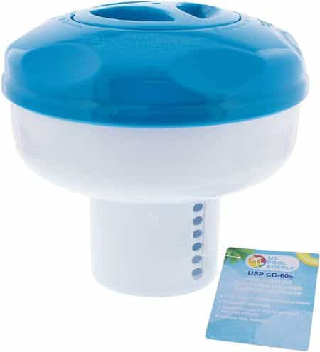 U.S. Pool Supply Floating Chlorine Dispenser
