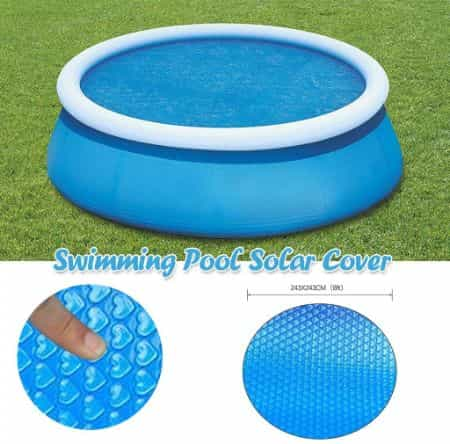 UNKN Round Solar Pool Cover