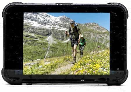 WinBridge V800 Ultra Rugged Tablet