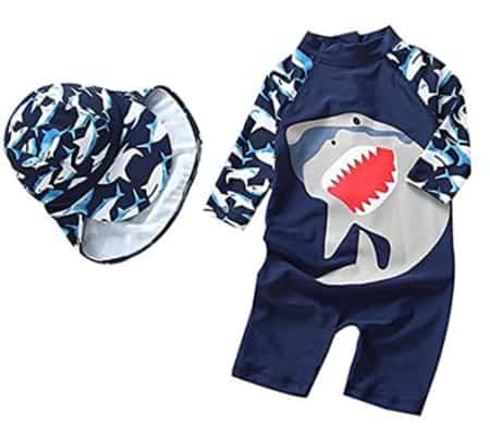 Bangely Swimsuit for Baby Boys