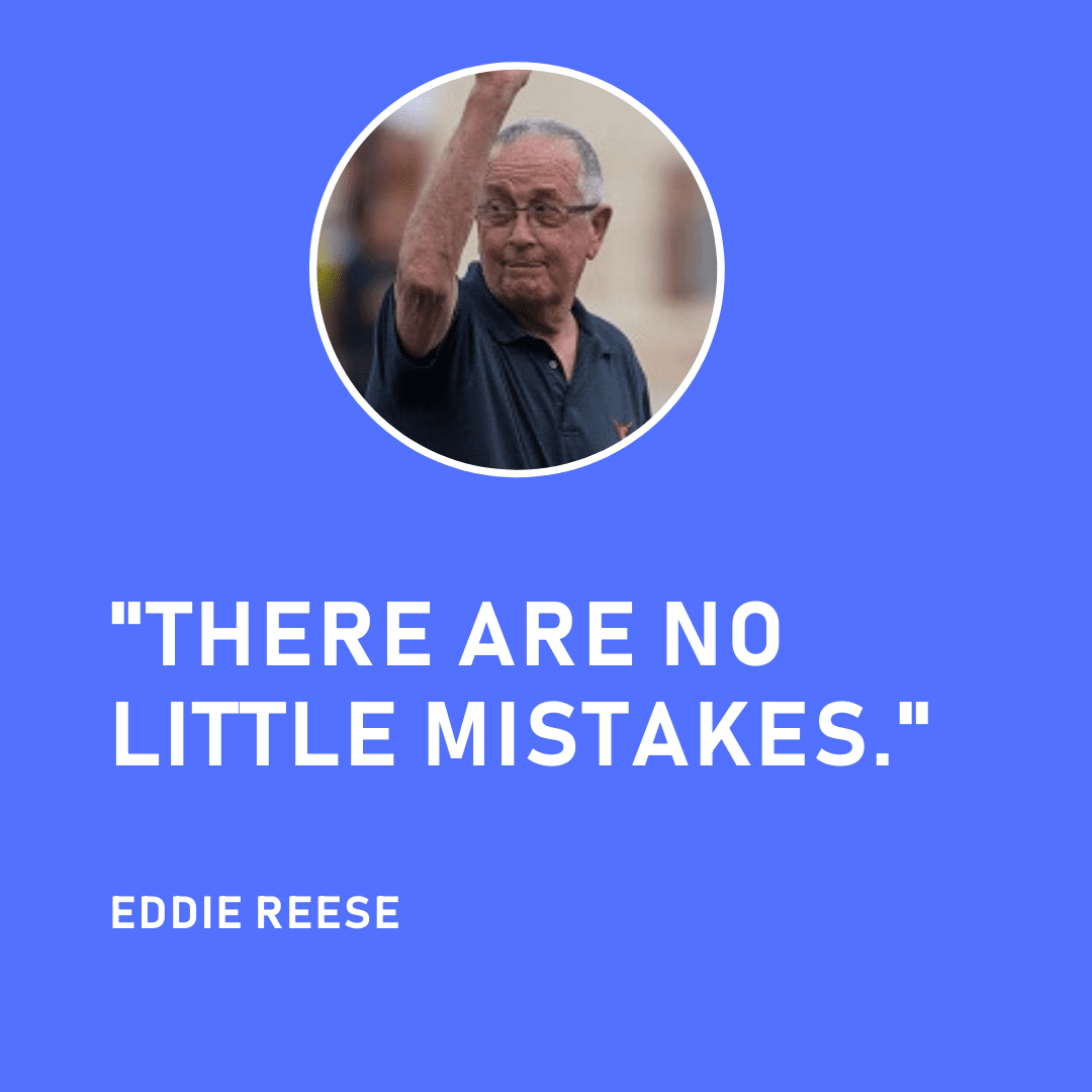 Eddie Reese - Excellence in Everything