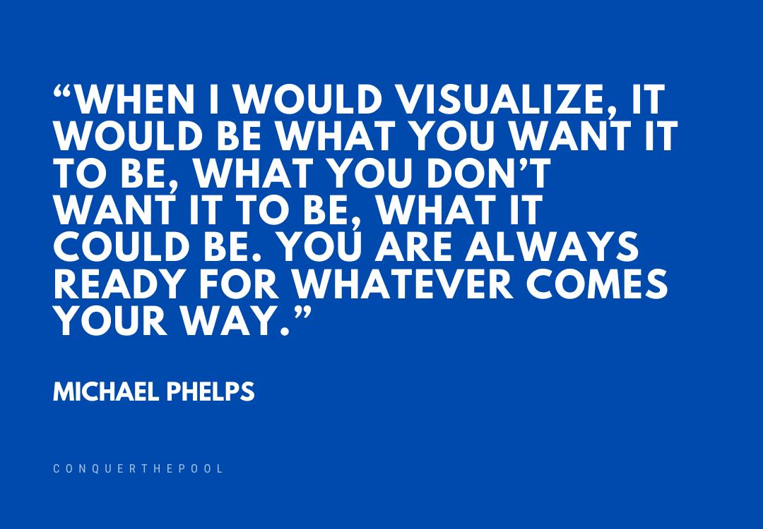Michael Phelps Visualization