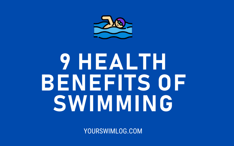 9 Health Benefits of Swimming