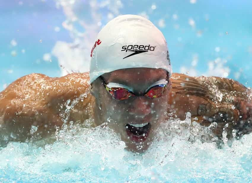 9 Training Habits of Olympic Swim Champions