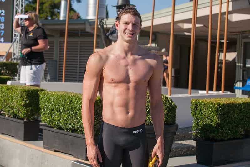 Strength Training for Swimmers - Ryan Murphy