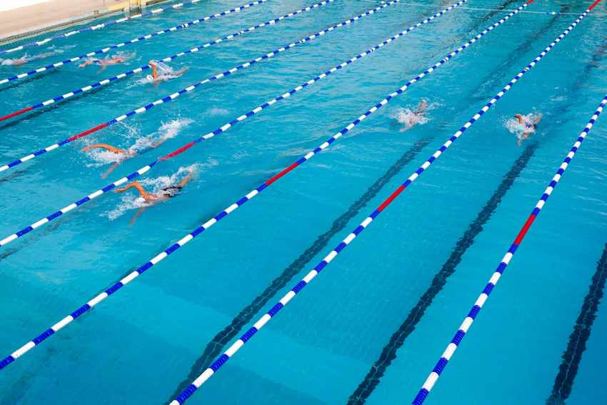 Here's How Much Circle-Swimming in Competition is Slowing You Down