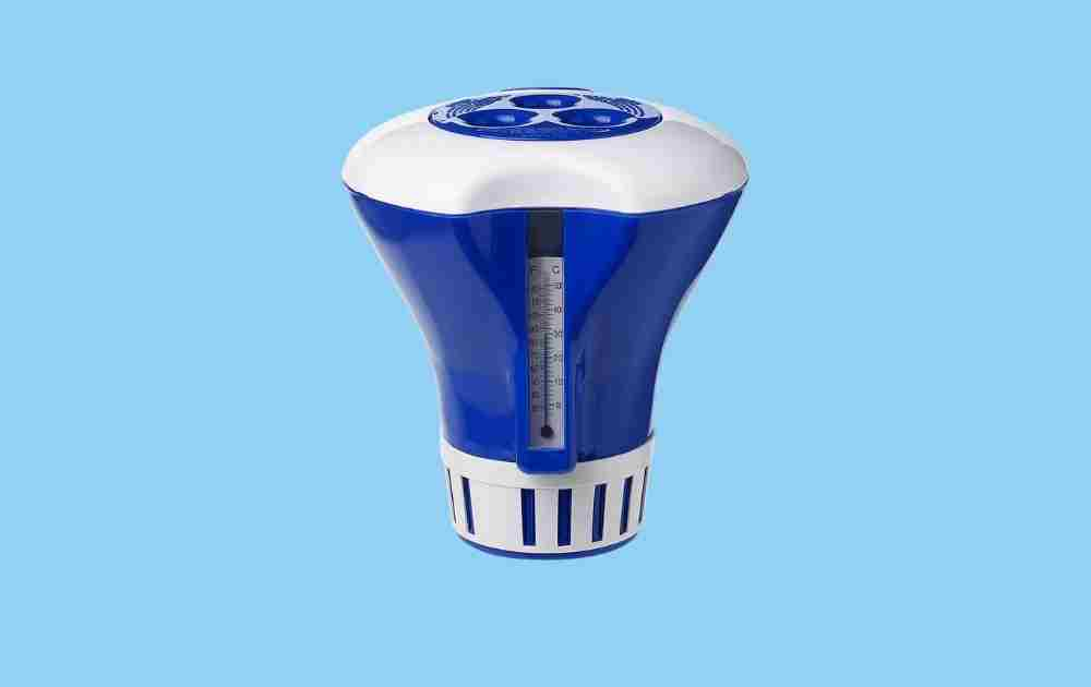 ANTOBLE Floating Pool Dispenser and Thermometer