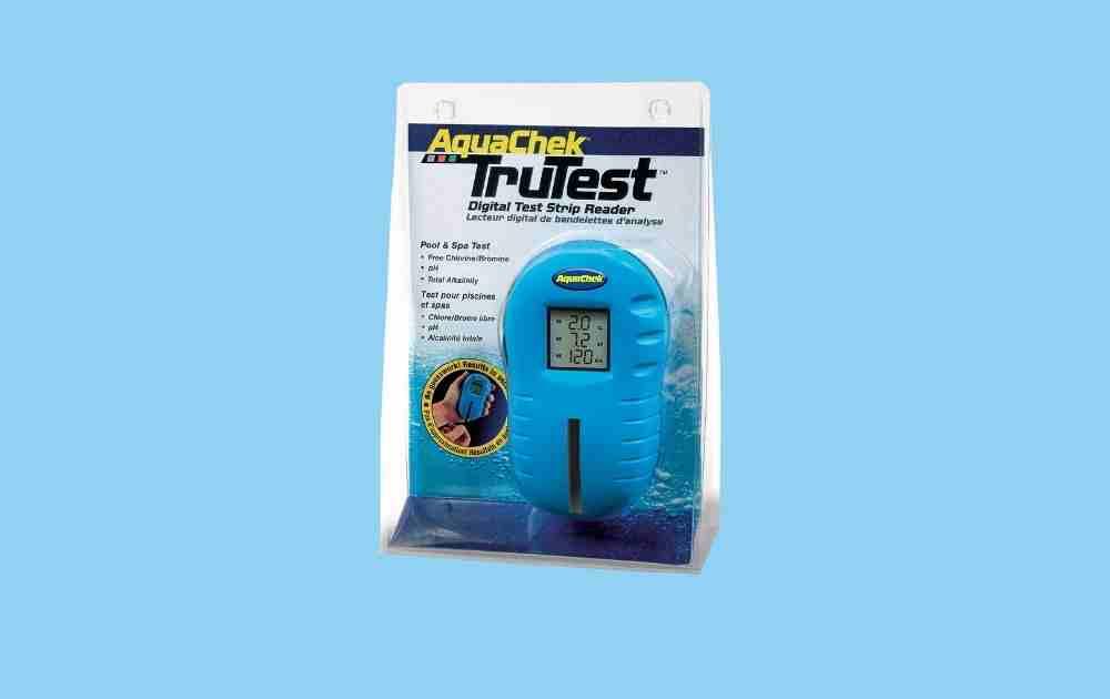 AquaCheck Trutest Digital Reader