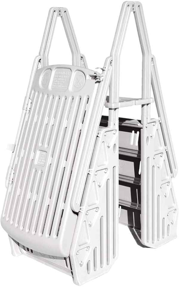 Best pool ladders - Blue Wave Pool Ladder with Safety Gate