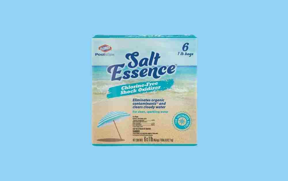 Clorox Pool and Spa Salt Essences Chlorine-Free Shock