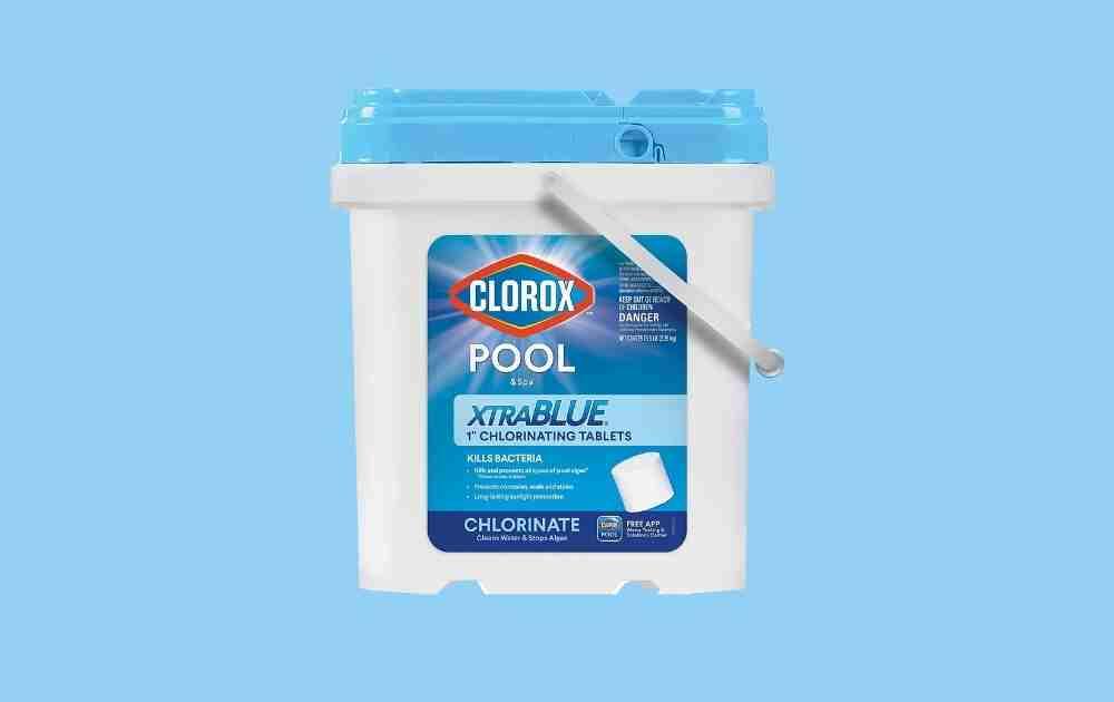 Clorox Small Pool & Spa Active Chlorinating Tablets