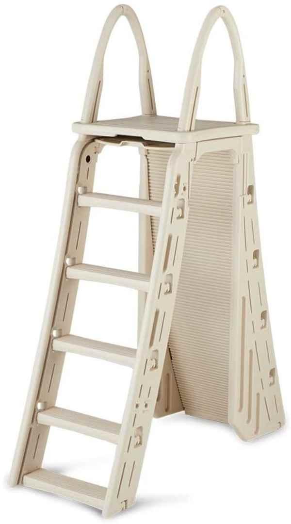 Confer Plastics A-Frame Pool Ladder