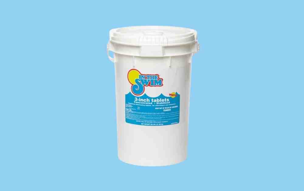 In the Swim 3-Inch Pool Chlorinating Tablets