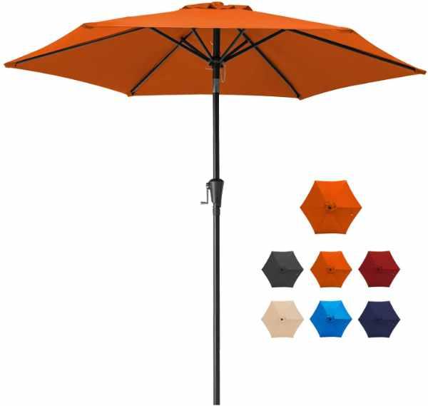 Muchengy Pool and Patio Umbrella