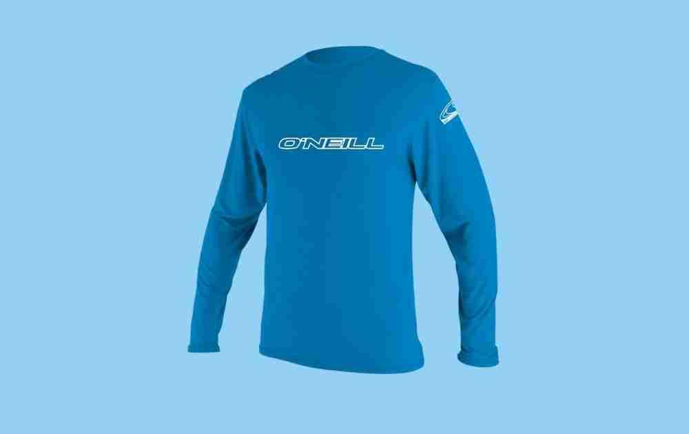 O'Neill Youth Basics Long Sleeve Swim Shirt