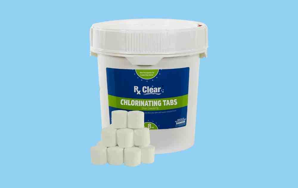 Rx Clear Chlorine Tablets