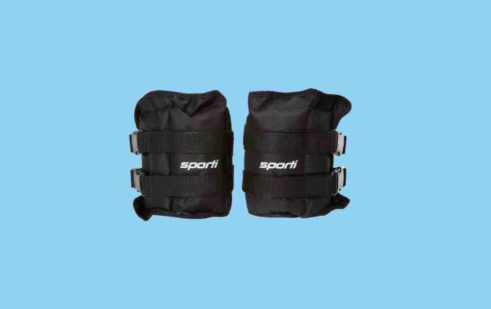 Sporti Fitness Water Ankle Weights