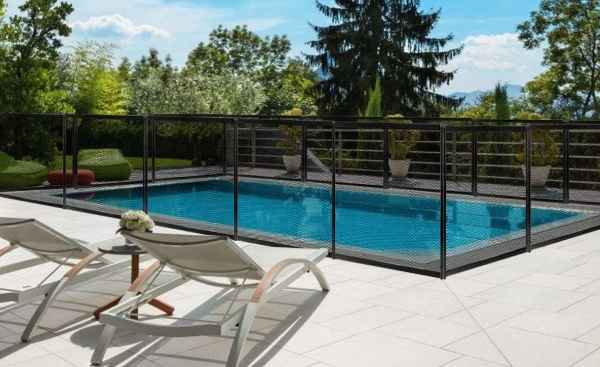 Giantex Safety Fence for Inground Swim Pool