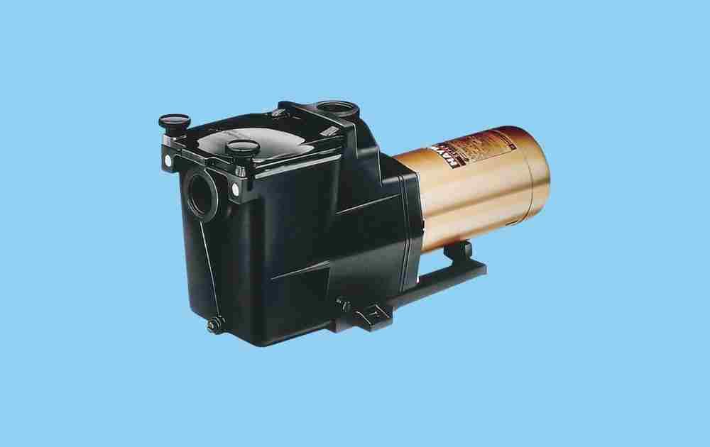 Hayward Super Pump Single-Speed Pool Pump