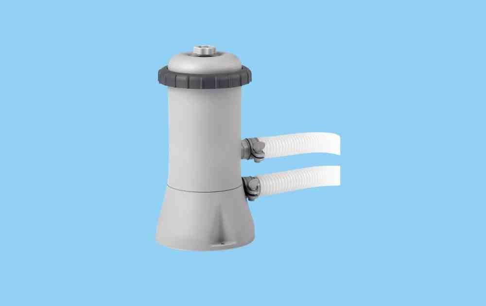Intex Krystal Klear Filter Pump