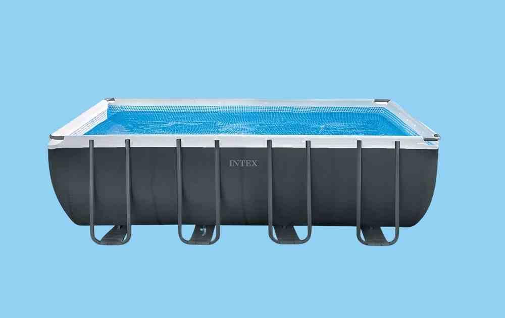 Intex Ultra XTR Rectangular Above Ground Pool