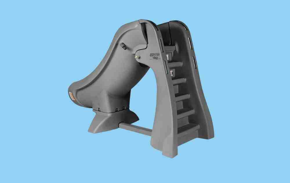 S.R. Smith SlideAway Removable Pool Slide