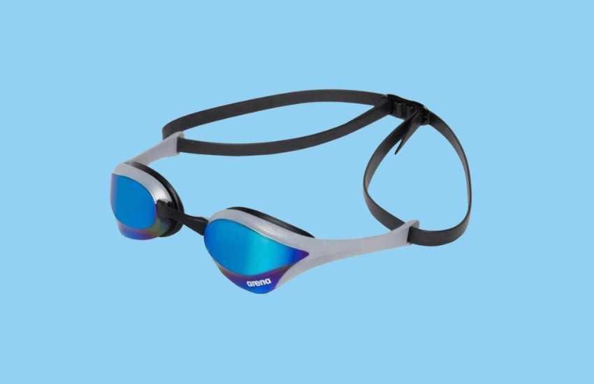 Best Racing Swim Goggles - Arena Cobra Ultra Swipe Mirror Goggle