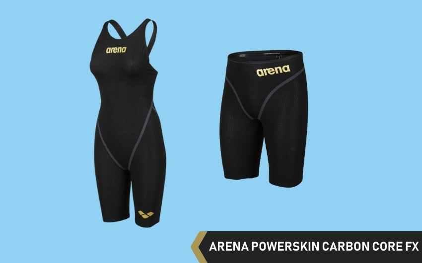 Best Tech Suits - Arena Powerskin Carbon Core FX