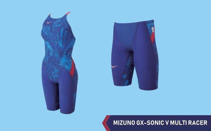 Best Tech Suits - Mizuno GX-Sonic V Multi Racer