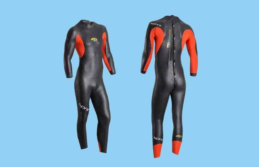 Blueseventy Sprint Open Water Swimming Wetsuit
