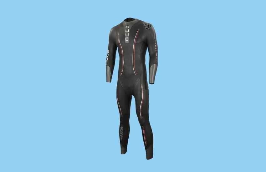 HUUB Men's Axiom Full Sleeve Tri Wetsuit