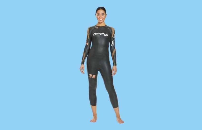 Orca Enduro 3.8 Women's Triathlon Wetsuit